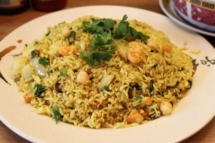 Delicious Shrimp Fried Rice
