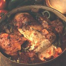 Chicken Paprika - Chicken - Recipes - from Delia Online