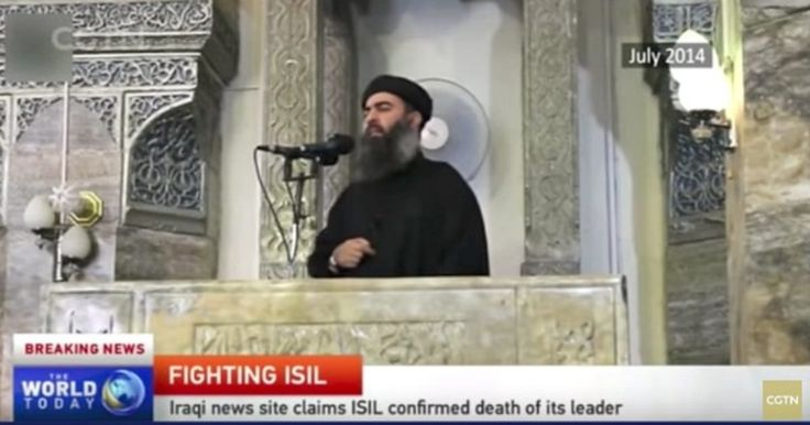 Now, there is even more important news breaking across the wire. It is being reported that ISIS founder and leader Abu Bakr al-Baghdadi has been killed.