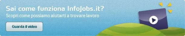 InfoJobs.it, il numero 1 in Italia per l'offerta di lavoro: migliaia di offerte di lavoro online