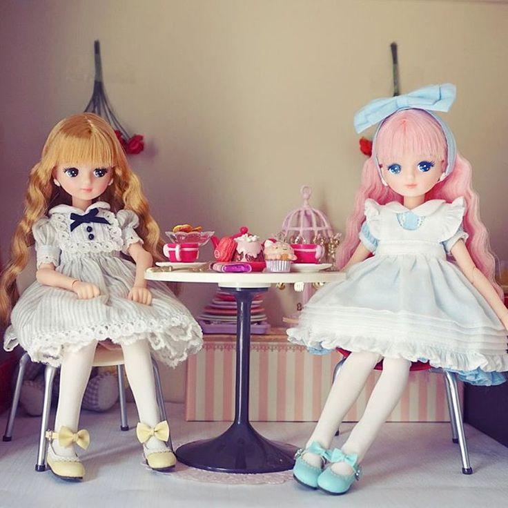 Room changed! #きらちゃん #リカちゃんキャッスル #リカちゃんフレンド #kirachan #liccacastle #doll #liccafriend #키라 #리카캐슬 #리카프렌드