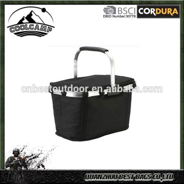 Promotion picnic basket for outdoor activities