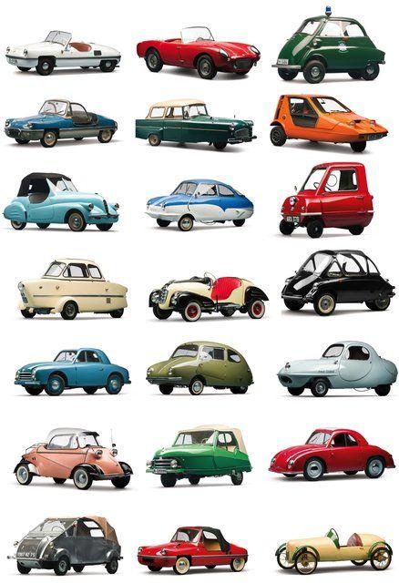 Bruce Weiner #Microcar Museum #ClassicCar #QuirkyRides