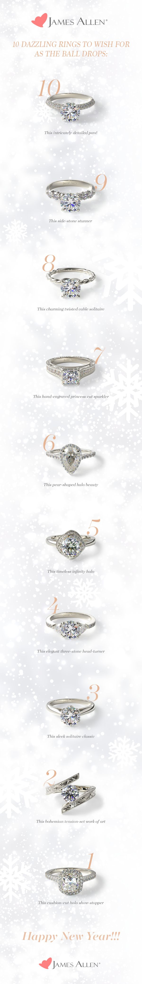 how to clean nike free run 3.0 shoes Dazzling engagement rings for every style. Design your dream engagement ring and make 2016 the best year yet! Which of these beauties will you be wishing for as the clock strikes midnight? | #jamesallenrings