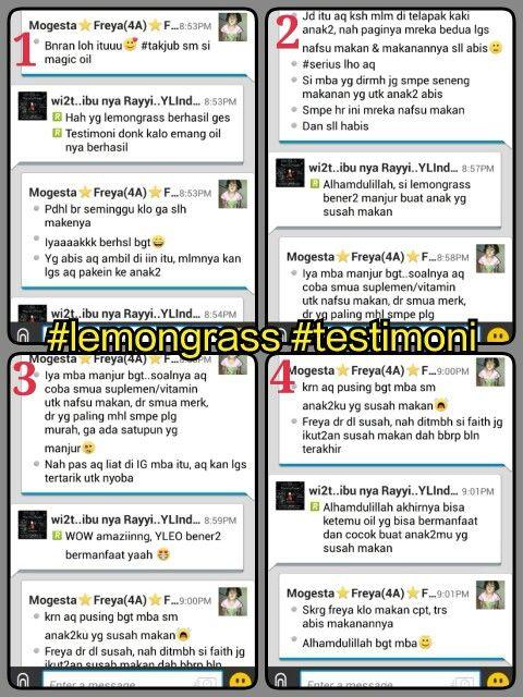 Testi_ lemongrass#lemongrass essential oil#younglivingoil #ylindonesia #testimonylemongrass