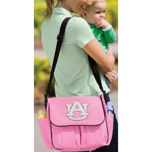 Auburn Diaper Bag Official NCAA College Logo Deluxe Auburn Tigers - Pink Baby Bag - BEST Baby Shower GIFT for New Dad, Father or New Mom Mother GIFTS (Apparel)  http://documentaries.me.uk/other.php?p=B007SMG1IS  B007SMG1IS