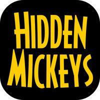 Hidden Mickeys: Disneyland by Campbell/Gambill Designs LLC