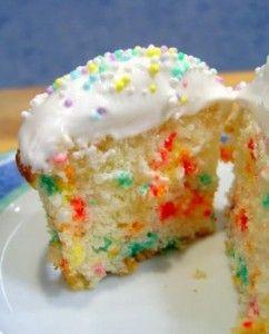 Jelly Bean Confetti Cake Recipe