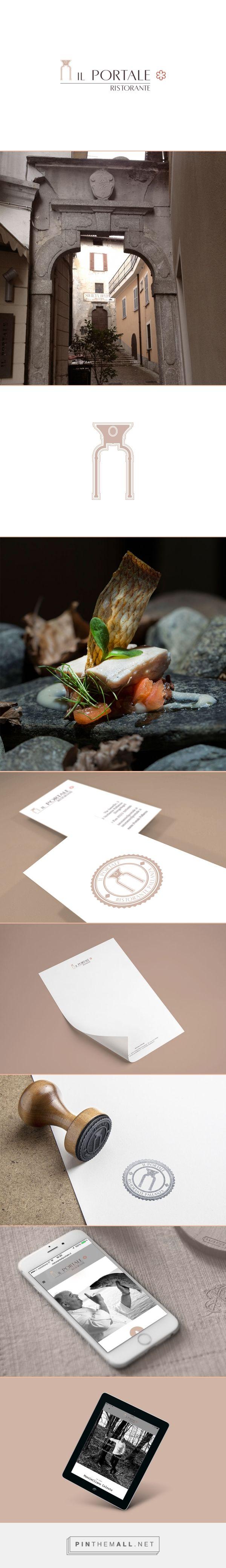 Il Portale - Identity, Brand Identity, Graphic Design, Food Design, Web site | Jam Area