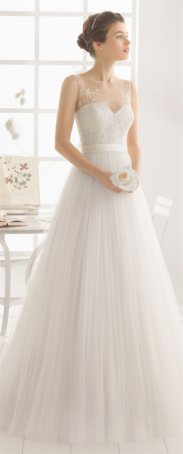Alfred angelo dream maker wedding dress   best brides images on Pinterest  Wedding frocks Bridal gowns