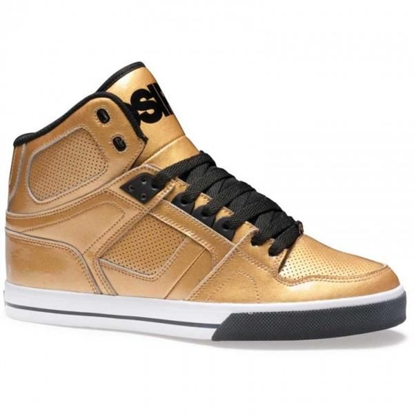 Обувь осирис золотые