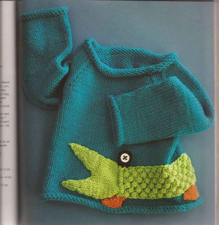 60 Quick Baby Knits (2) - 紫苏 - 紫苏的博客