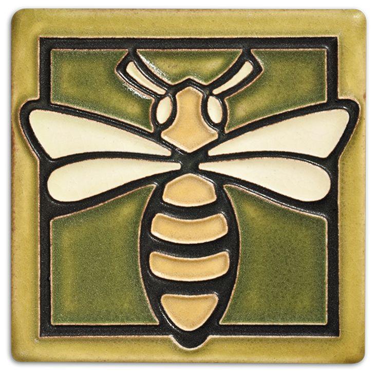 4x4 Bee - Moss