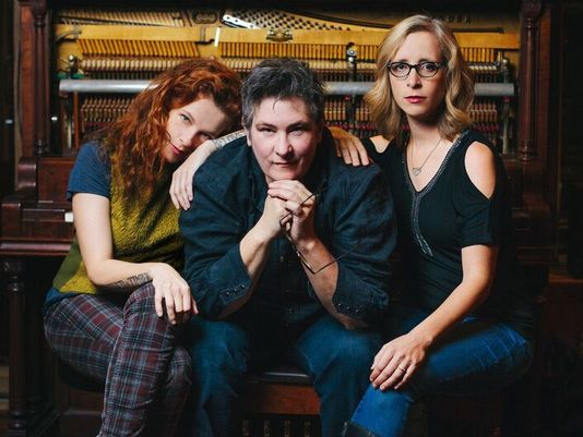 Case/lang/Veirs.The three singer/songwriters teamed up to write and record a collection of songs. Excellent album with layered harmonies and a 60s pop feel.