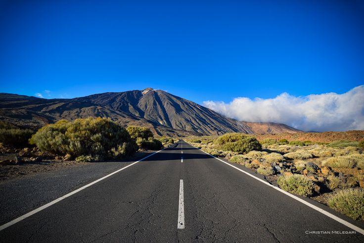 teide road - null