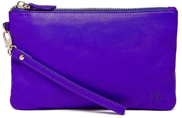 H Bluter Mighty Purse Purple - R$ 683,00
