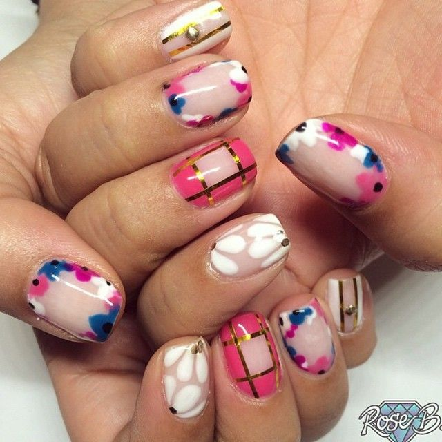 The Nail Bar Miami: 17 Best Images About N A I L S On Pinterest
