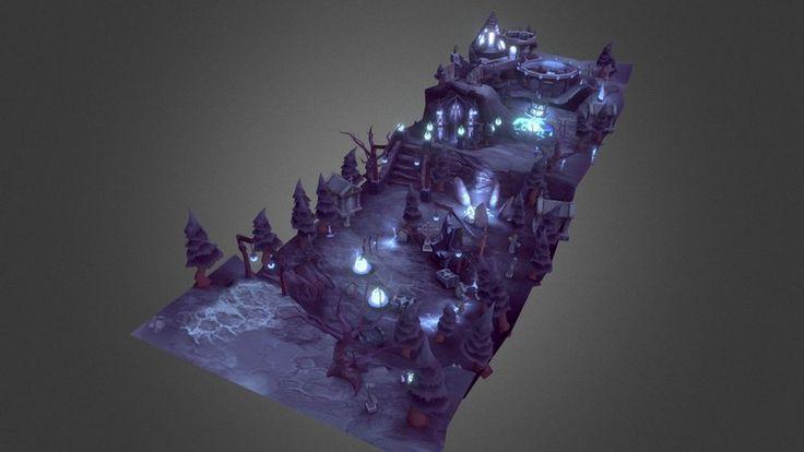 Crypt Location