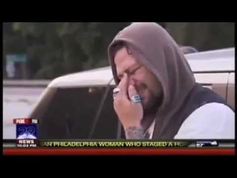 Bam Margera's Reaction to Ryan Dunn's death. Definitely cried.