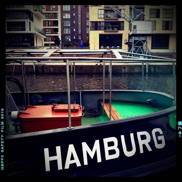 Hamburg Hafencity, via Flickr.