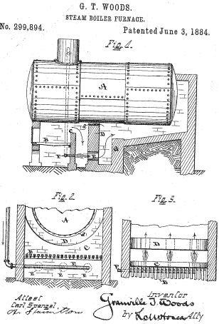 Biography of Granville T. Woods, 'Black Thomas Edison