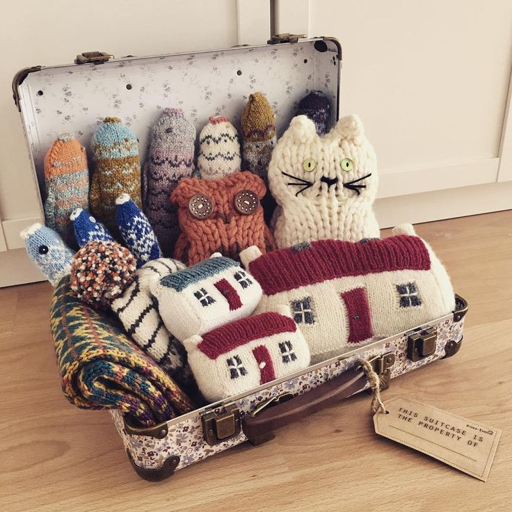 Hand Knitted Things: Channel Island cast on