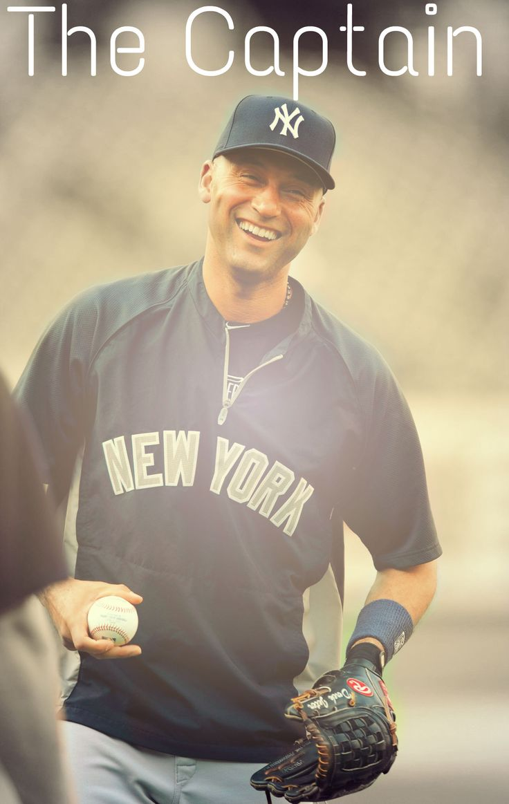 The one and only....DEREK JETER