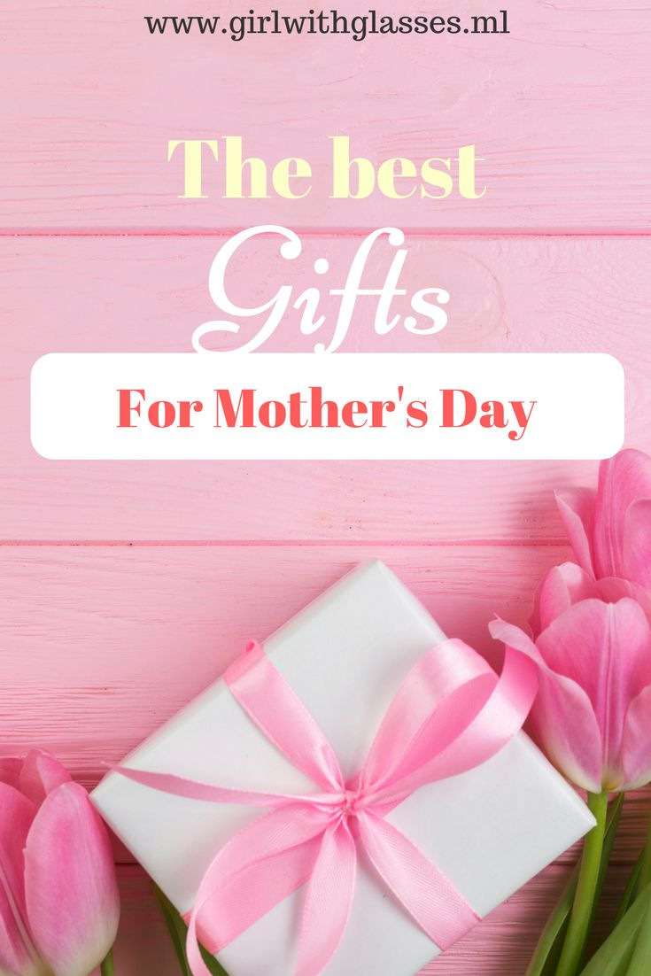 Mother's day is almost right here and that's why I made a gift guide for it