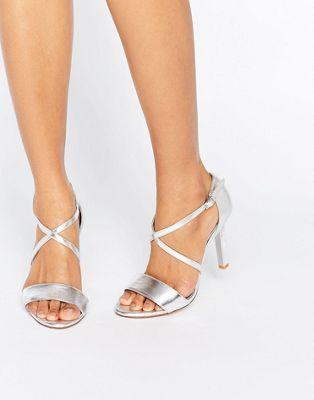 Dune Bridal Mabel Embellished Heel Sandals
