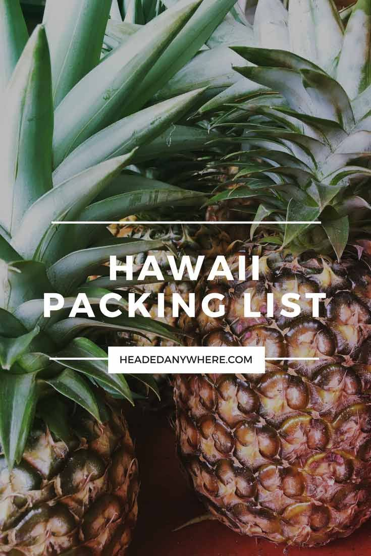 Best 25+ Hawaii Packing Lists Ideas On Pinterest  Maui Honeymoon, Packing  List For Vacation And Hawaii Vacation