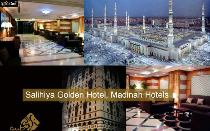 Book a #Hotelrooms and save on the Salihiya Golden hotel in Madinah. The Salihiya Golden Hotel is one of the #lowpricehotelsinmadinah and also near Al Masjid Al Haram and Al Masjid Al Nabawi This Hotel Belongs to #3starhotelsinmadinahNearHaram Click here https://goo.gl/vgcSJh #travel #hospitality