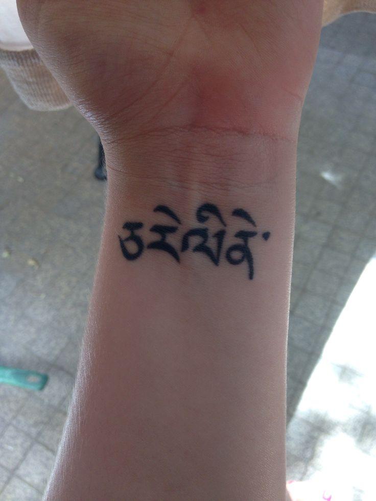 Les 25 meilleures id es de la cat gorie tatouage tib tain sur pinterest tatouage buddhism - Idee de tatouage ...
