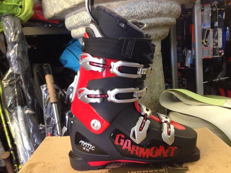 Garmont Mystic Garmont Mystic Freeride Ski Boot Scarponi Da Sci Alpinismo Suola Alpino  Published via Nembol app