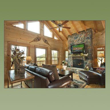 North Carolina Cabin Rental with Mountain View - Nantahala Gorge