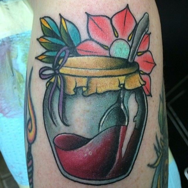 Tattoo Jar Ideas: MORE! (Tattoo Inspiration) Images On