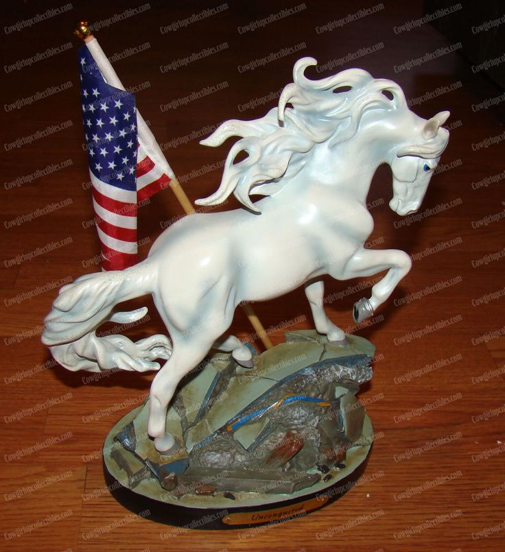 Unconquered (Trail of Painted Pony by Enesco 4055520) 1E/2640 (911 Tribute)