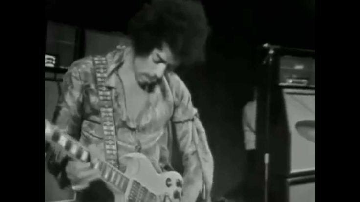 Best QualityHDJimi Hendrix   Red House Live at Stockholm - YouTube