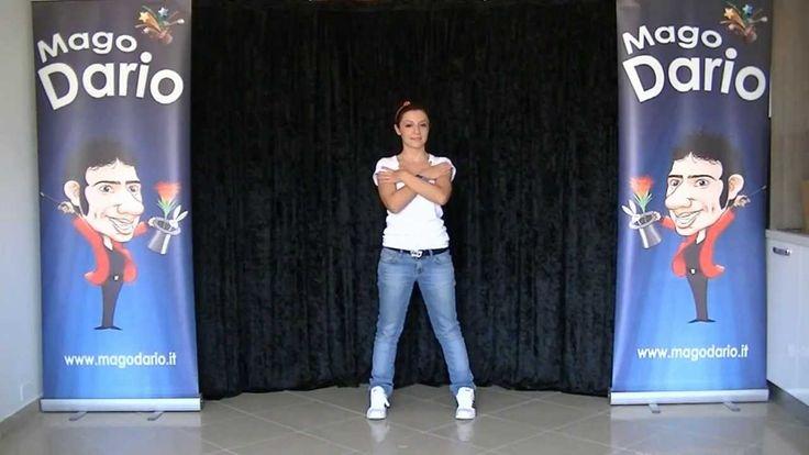 Balli di gruppo Coreografia Socu Baci Vira - Baby Dance ( Soco Bate Vira )