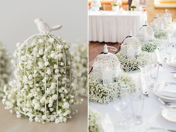 25 melhores ideias sobre centros de mesa para casamento for Decorar casa zelda breath