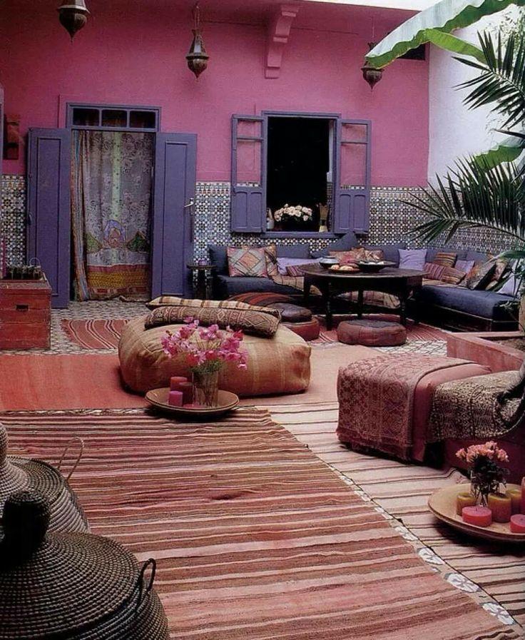 Rengarenk Marakesh Evi