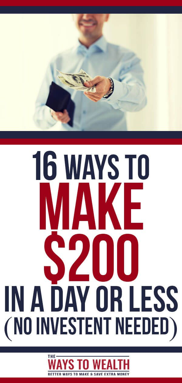 How To Make $200 In One Day | The Ways to Wealth | Surveys for money