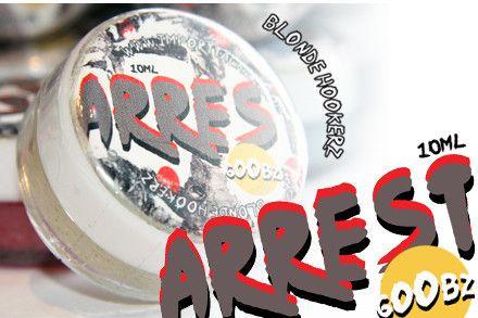 Arrest 'Goobz' Scent - Blonde Hookerz | Fishing Scents by Arrest | Import Tackle - Import Tackle | Online Fishing Tackle Store