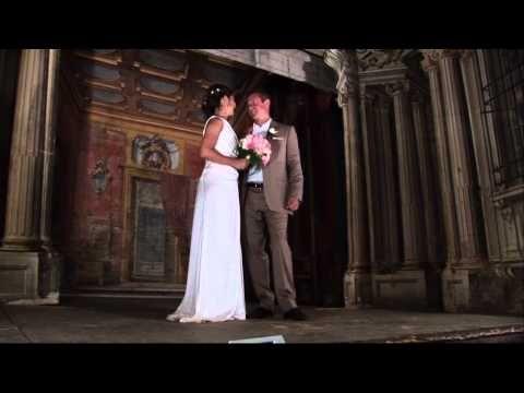Hendrin & Peter - Wedding in Tuscany