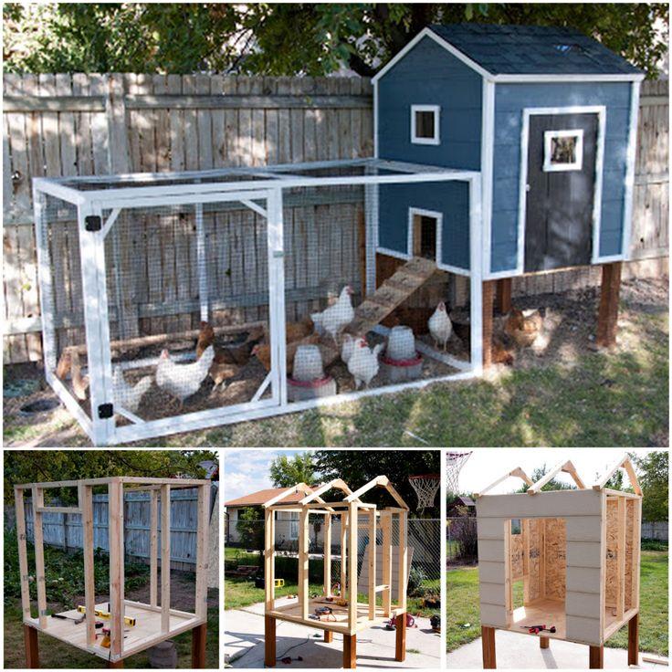 Chicken House Plans For 50 Chickens best 20+ hen house ideas on pinterest | chicken coops, chicken