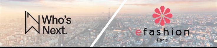 Pour la première fois depuis 2011, eFashion fait son propre show au salon International de la Mode Who's Next à Paris, Porte de Versailles. Nous serons accompagnés de 5 marques phares sélectionnées sur eFashion Paris : Onado, Erynn, Choklate, Lovie & Co, et Andy & Lucy. #grossistevetementenfant #grossistevetementfemme #grossisteenligne #grossistevetement