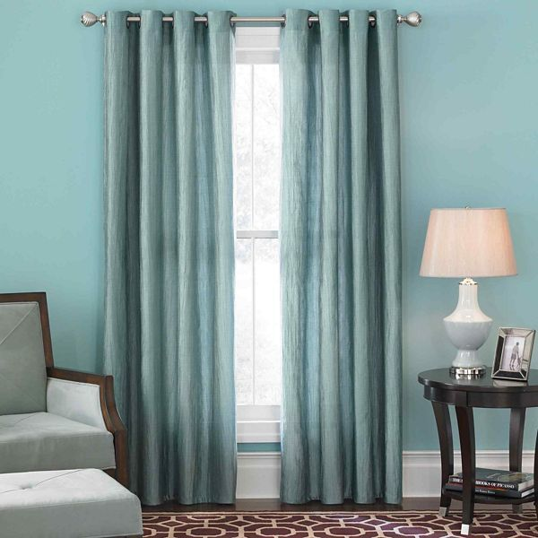 Jcpenney Fontayne Grommet Top Curtain Panel On Shopstyle Com