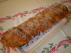 St. Joseph's Day Bread (Pan di San Guiseppe)