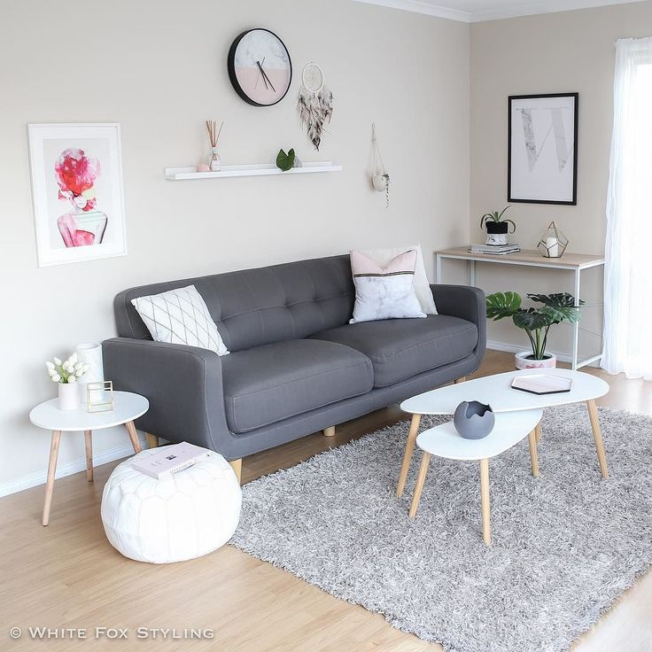 I love a good rearrange! I was inspired to change up my family room a little by my new @artclub_concept clock and cushion and quite frankly I'm pretty darn pleased! Now to stop the kids messing it up all the time!  #whitefoxstyling