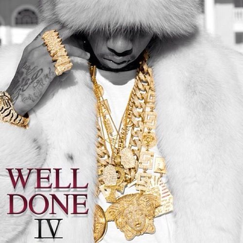 Tyga unveils the official artwork for the 4th installment of his Well Done mixtape series, which is set to drop December 9th. His next studio LP The Gold Album: 18th Dynasty will be released some ti