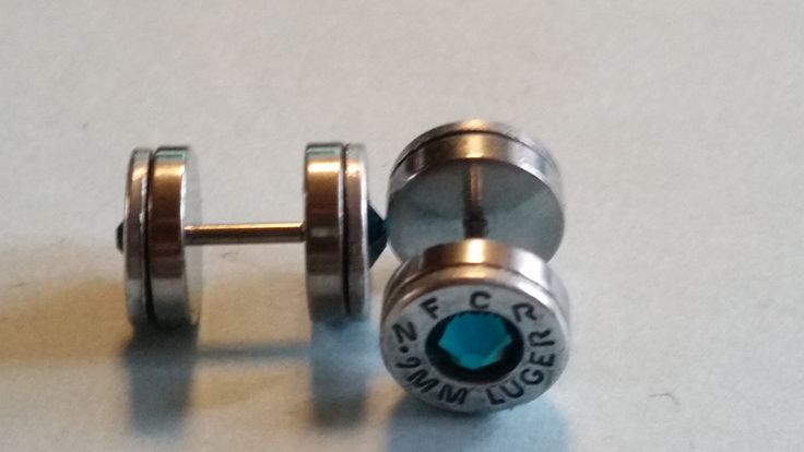 Cheater/Faux Gauges 9mm Aluminum